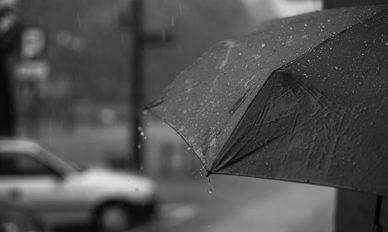 Umbrella Insurance coverage rainy day