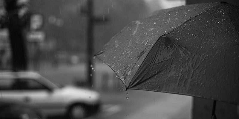 Umbrella Insurance coverage rainy day