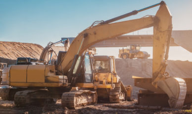 contruction industry insurance equipment coverage
